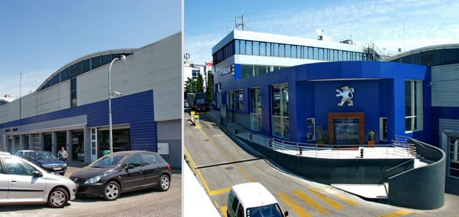 Jqpv arquitectos associados - De sede showroom ...